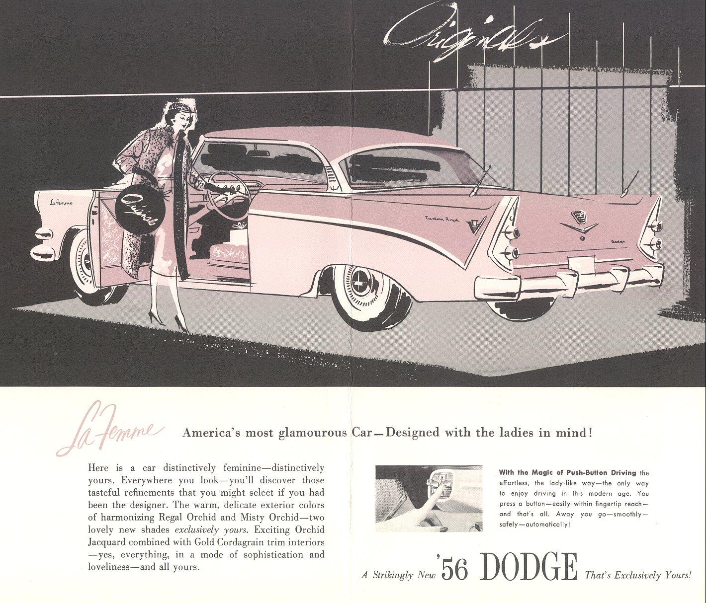 The Dodge La Femme